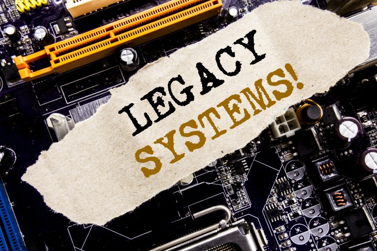 Legacy Software.